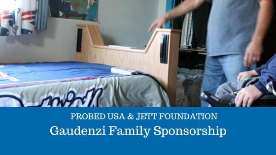 ProBed Medical & Jett Foundation Sponsorship
